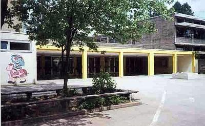 Erich Kästner Schule Bad Salzuflen - Eingang