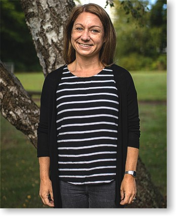 Svenja Großmann - Schulsozialarbeiterin an der Erich Kästner-Schule
