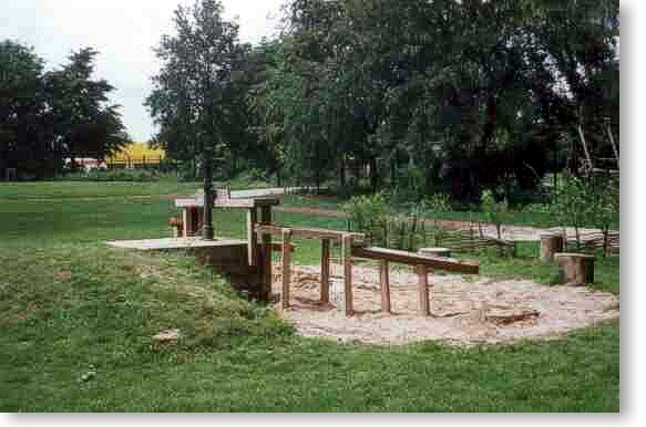 Wasser und mehr - Spielplatz 1